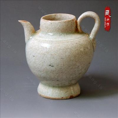 北宋早期青白瓷 油壶/小执壶/酒壶